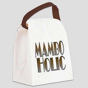 MAMBOHOLIC Canvas Lunch Bag