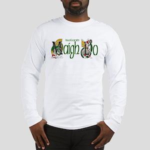 Mayo Dragon (Gaelic) Long Sleeve T-Shirt