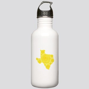 Yellow Rose of Texas Stainless Water Bottle 1.0L