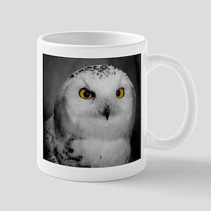 Snowy Owl Oscar Mugs