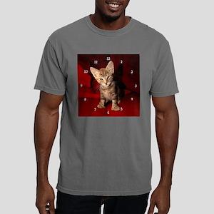 Barney for clock Mens Comfort Colors Shirt