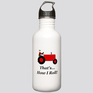 Red Tractor How I Roll Stainless Water Bottle 1.0L