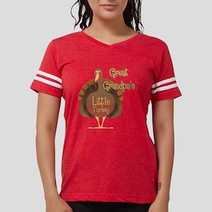 5-greatgrandpa Womens Football Shirt