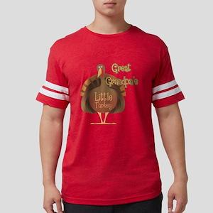 5-greatgrandpa Mens Football Shirt