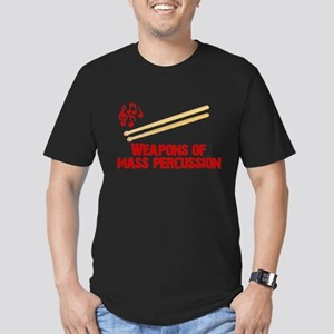 Weapons of Mass Percussion Drum Band Men's Fitted
