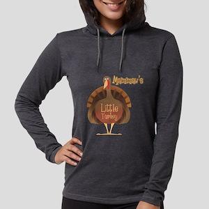 9-mammaw Womens Hooded Shirt