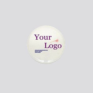 Promote Your Own Business! Mini Button