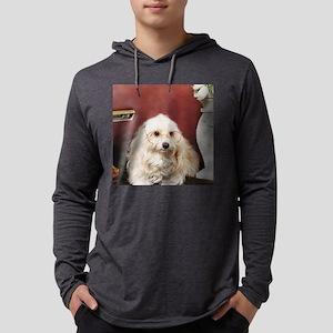 smarthavanese Mens Hooded Shirt