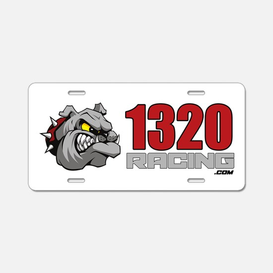 1320Racing.com Official License Plate