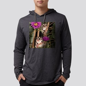 2 Gliders in Tree Mens Hooded Shirt