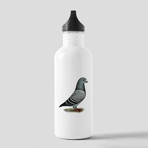 Show Racer Light Check Stainless Water Bottle 1.0L