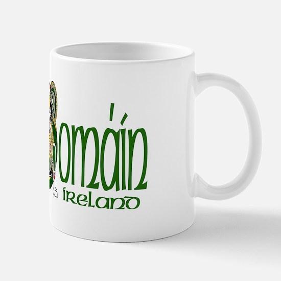 Roscommon Dragon (Gaelic) Mug