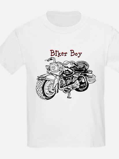 Biker Boy T-Shirt