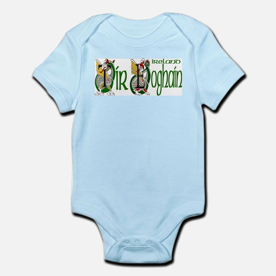 Tyrone Dragon (Gaelic) Infant Bodysuit