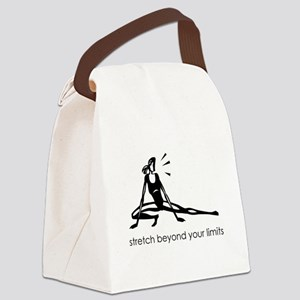 stretch-1 Canvas Lunch Bag