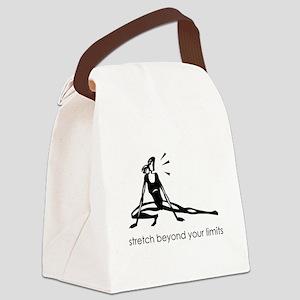 stretch-1 Canvas Lunch Bag