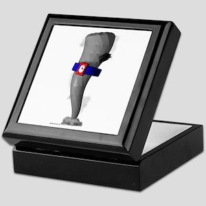 Tornado Watch Keepsake Box