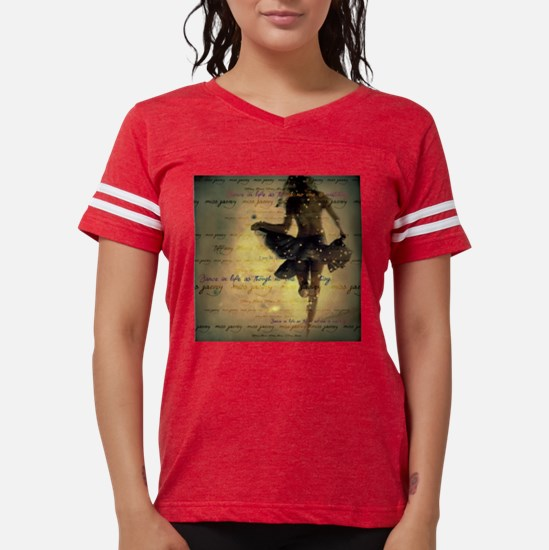 DANCING IN THE RAIN Womens Football Shirt
