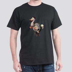 Alice's Dodo Bird in Wonderland Dark T-Shirt