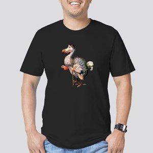 Alice's Dodo Bird in Wonderland Men's Fitted T-Shi