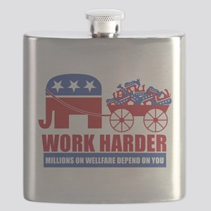 Work Harder Flask