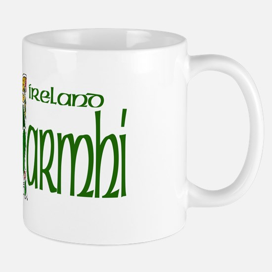 Westmeath Dragon (Gaelic) Mug