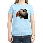Puffin Portrait Women's Light T-Shirt