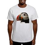 Puffin Portrait Light T-Shirt