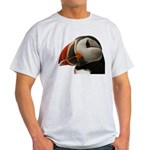 Puffin Portrait Light T-Shirt