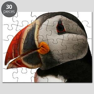 Puffin Portrait Puzzle
