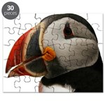 Puffin Portrait Puzzle