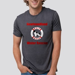 HelpLandseerHelp Mens Tri-blend T-Shirt