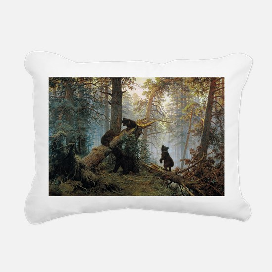 Ivan Shishkin Morning In A Pine Forest Rectangular