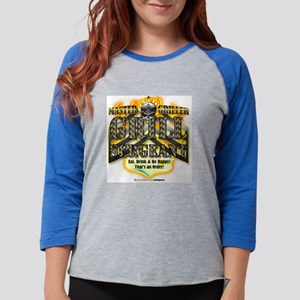grill_sergeant_v7 Womens Baseball Tee