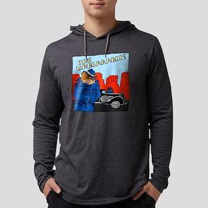 10x10_apparel unbearables copy.p Mens Hooded Shirt