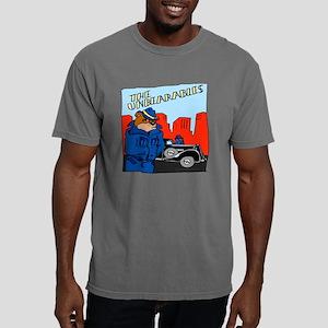 10x10_apparel unbearable Mens Comfort Colors Shirt