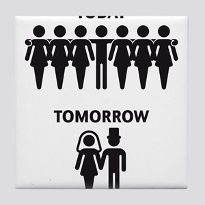 Today - Tomorrow (Stag Night / Stag Party) Tile Co