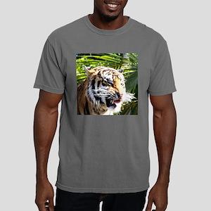 3-tigersnarling Mens Comfort Colors Shirt