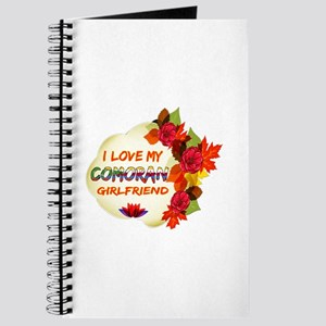 Comoran Girlfriend Valentine design Journal