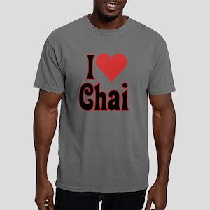 love chai nocup 10u Mens Comfort Colors Shirt