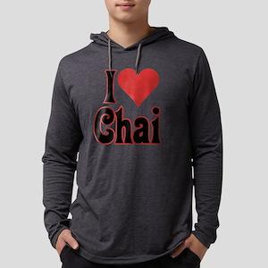 love chai nocup 10u Mens Hooded Shirt