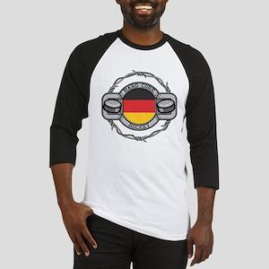 Germany Hockey Baseball Jersey