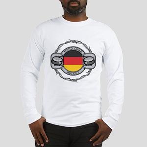 Germany Hockey Long Sleeve T-Shirt