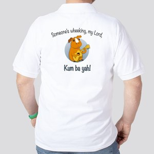 Kumbaya Guinea Pig Golf Shirt
