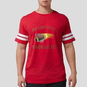 tackle70 Mens Football Shirt