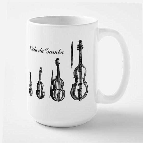 Viola da Gamba Mug
