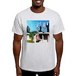 Kennedy,Kefauver and Patrick Ash Grey T-Shirt