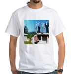 Kennedy,Kefauver and Patrick White T-Shirt