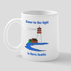 Come to the light Mug