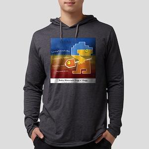 3-bm digg colored Mens Hooded Shirt